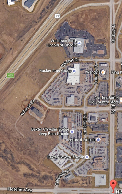 North Creek Commercial Corridor Image