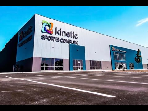 Kinetic Sports Complex Building Image