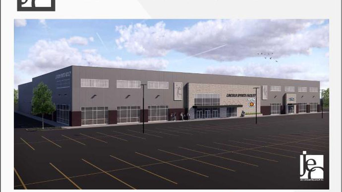 Commercial Kinetic Sports Complex Building Image